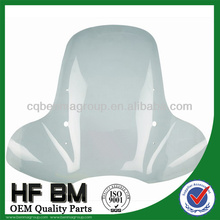 YAMAH front windscreen,motorcycle plastic parts with high quality and best price