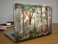 Colorful Laptop Hard Case Waterproof Case For Macbook Air