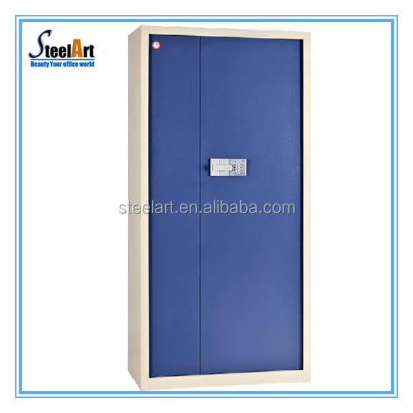 Office used fireproof digital electrical filing cabinet