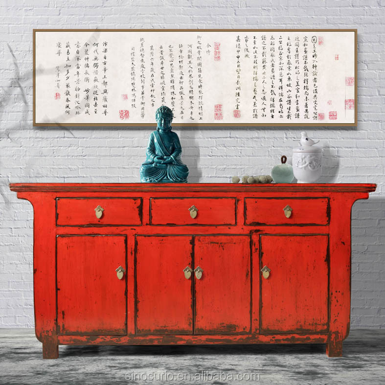 Chinese Antique Solid Wood Asian <strong>Furniture</strong>