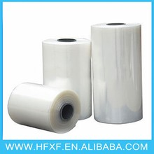 Good quality plastic pe shrink film in rolls