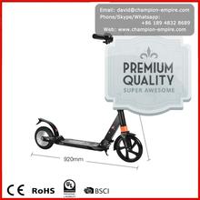 High speed cheap forhigh 3 wheel electric scooter for dicable
