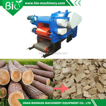 Practical hot sale promotion mini mobile wood chipper