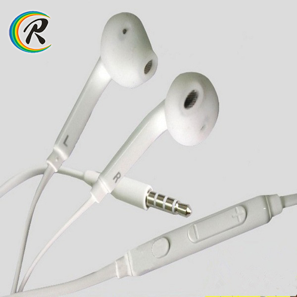 Hot sale for Samsung S6 headphone dropshipping for Samsung el glowing earphones with mic