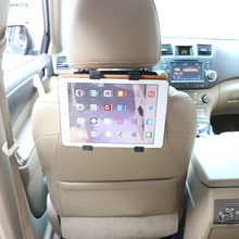 TZ02+P1 Adjustable Universal Car Headrest tablet mount holder for iPad and 7-10inch l tablet PC