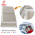 100% Polyester Polar Fleece Airline Blanket, Airplane Blanket with Logo