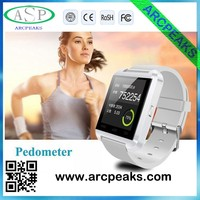 Multi-function Bluetooth 4.0 Smart Watch Phone Bracelet Sync to Android Smartphones