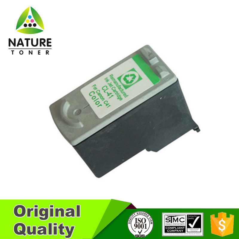 CL-41 Remanufactured Printer Color Ink Cartridge for Canon