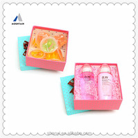 Mountain baby sweet box wax corrugated box