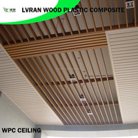 WPC New Types of False Ceiling Boards