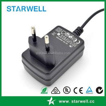 60601 24V medical AC adapter with UL CE certificates