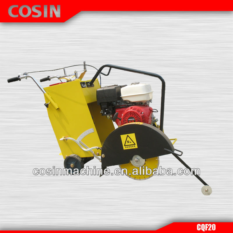 Cosin CQF20 asphalt floor cutter hydraulic saw blade