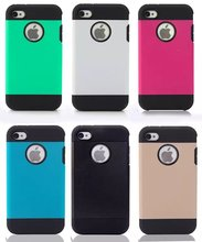 New Item S Series Solid Color TPU+PC Hard Back Cellular Protective Case for Apple iphone 4 4s