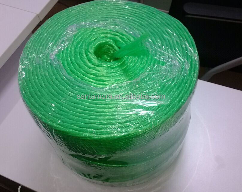 uv treated polypropylene rope for tomato with high quality