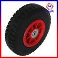 2015 Unique Wheel Barrow Solid Rubber Tire