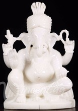 Indian style indoor antique fengshui product marble hindu god statues for sale