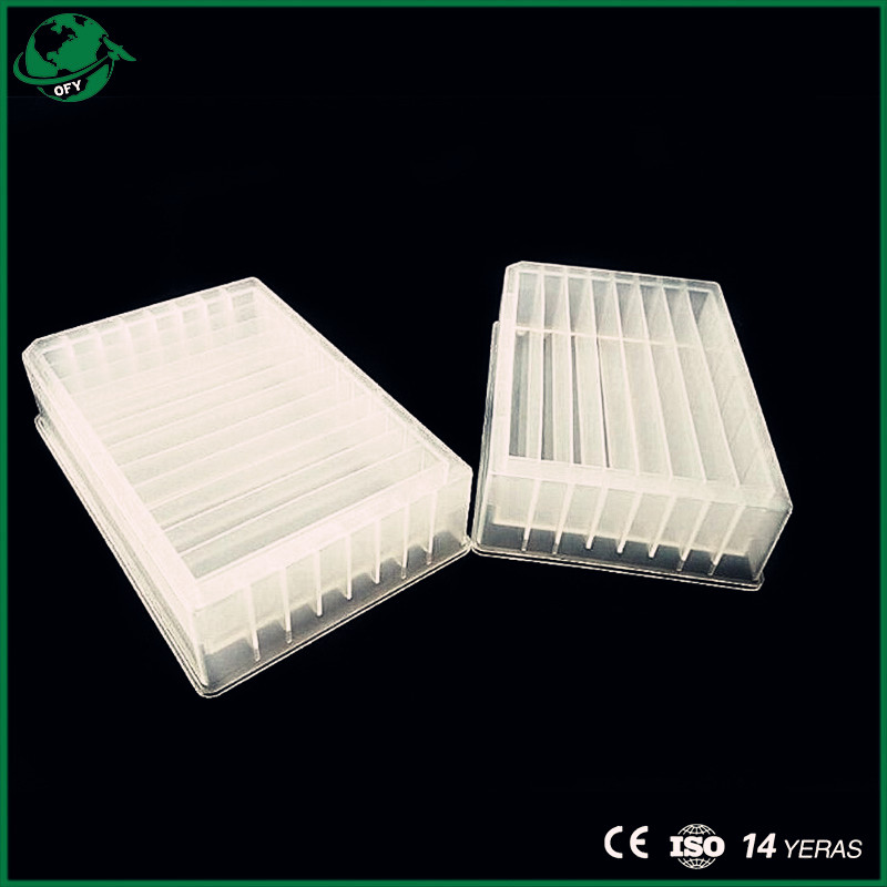 Lab Plastic Reagent Reservoir for Multi-Channel Pipette
