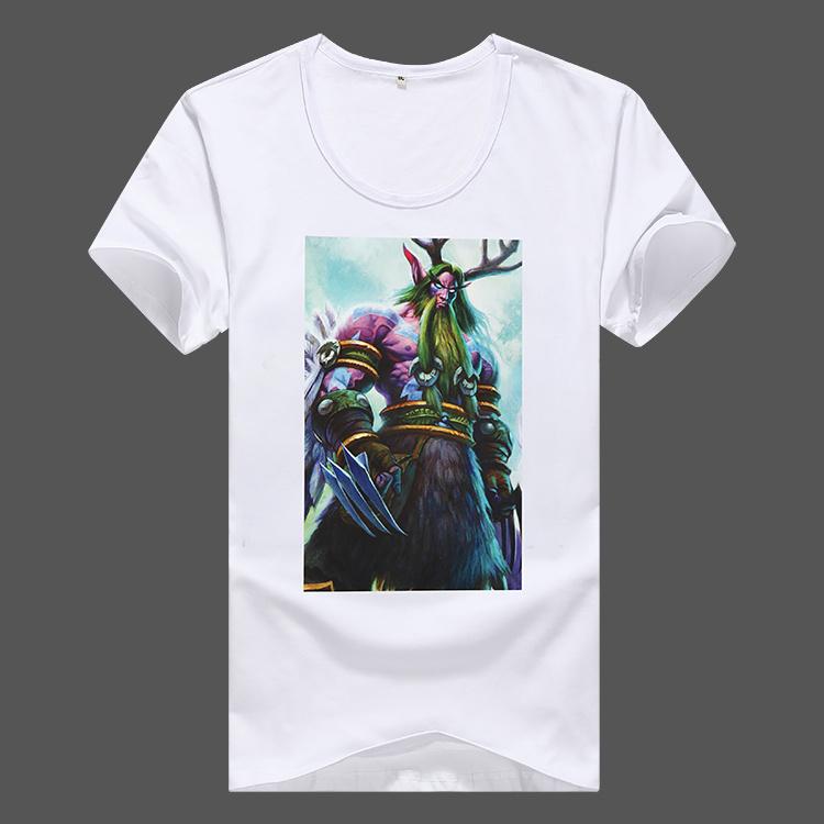 Fashion Custom Cheap Sublimation T Shirt Printing Bulk
