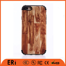 High quality mobile phone accessories wooden design pc cell phone case for iphone 6 6s 7 7plus