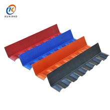 asa synthetic resin tile accessories Spanish style tiles roof flashing board