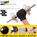 Half-finger Protecting Gloves for Weight Lifting Fitness Training Outdoor Sports