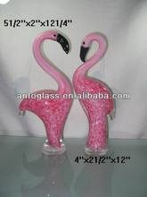 handmade art glass decorative animal sculpture