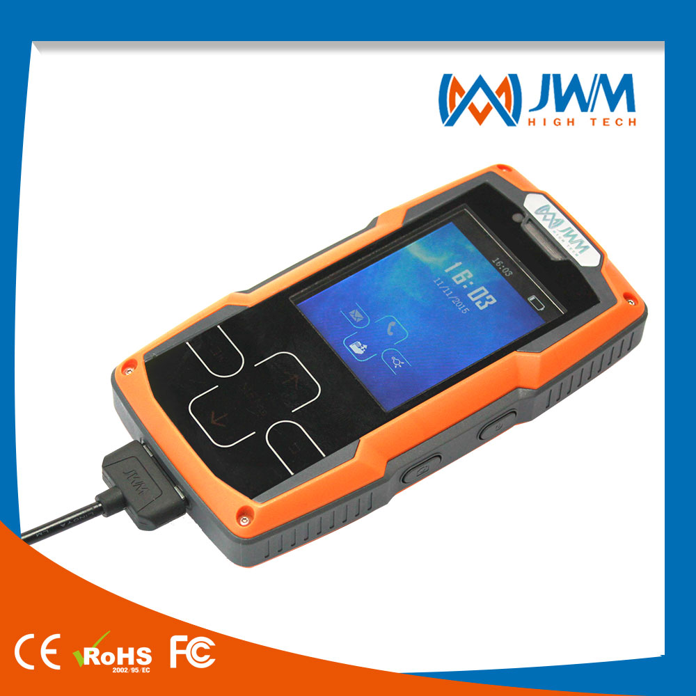 RFID 125KHZ waterproof guard tour and management system with ABS plastic