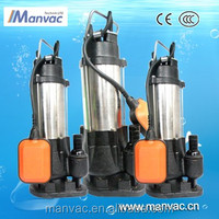 Submersible Sewage Pumps small electric water pump for Septic Tank from china