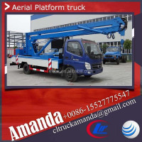 Foton lift bucket truck, insulated bucket truck, mini bucket truck sale
