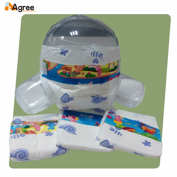Alibaba China Supplier Low Price Perfumed Sleepy Easy Use Baby Diaper