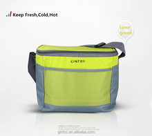 collapsible cooler bag ECH900 9L cool carry cooler bag insulated lunch box collapsible cooler bag