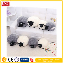 High Quality Black & White Sheep stuffed Plush Toy Sex Doll