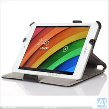 heat resistant and excellent nice Stand Leather Case for Acer Iconia A1-830 P-ACE830JPCA001