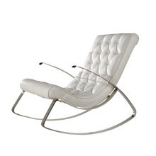 Fauteuil relax armchair modern lazy sofa chaise-longue rocking chair replacement parts