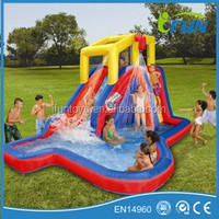 most popular inflatable water slide / water slide inflatable / inflatable water slide for baby