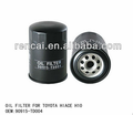 Car oil filters Toyota Hiace 90915-TD004 oil filter
