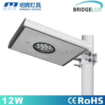 CE IP65 Rate PIR Motion Sensor <strong>Led</strong> Solar Street <strong>Light</strong> All In One garden <strong>light</strong>