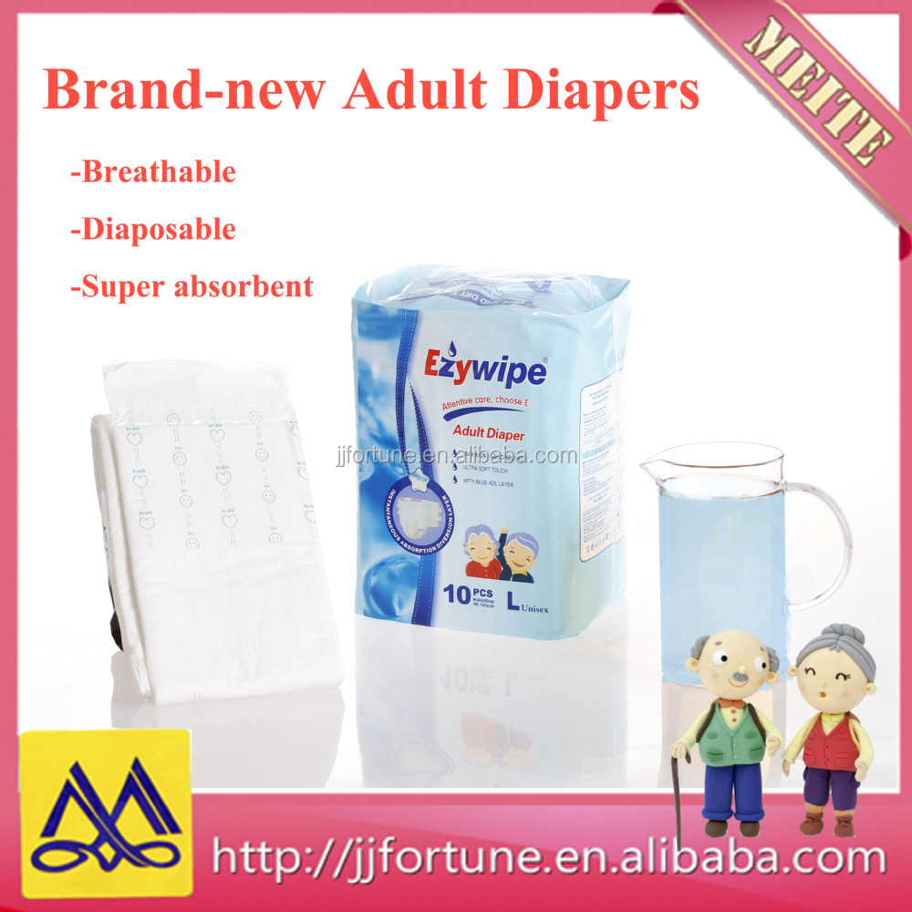 Brand-new Disposable Unisex Adult Diapers (Briefs) Size M ...