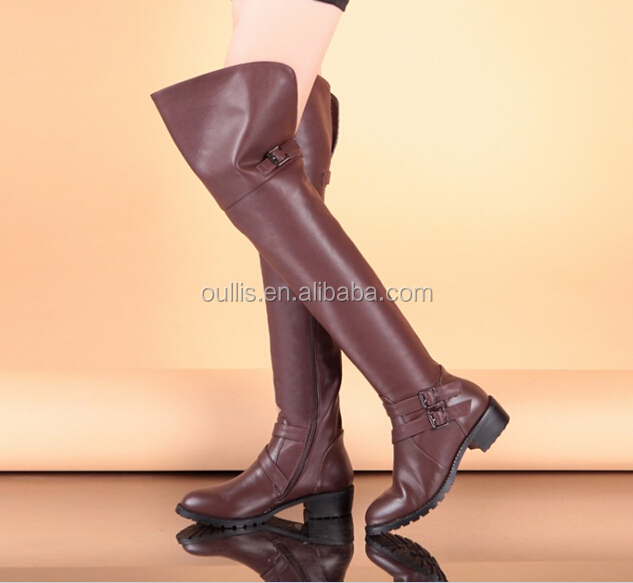 knee boots women shoes factory cheaper N-HP815