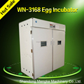 Promotional Price 3000 Automatic Egg Incubator with High Hatching Rate