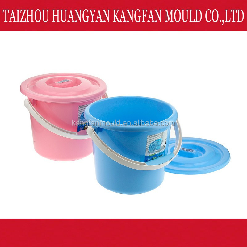 Plastic water bucket mould,plastic household product mould