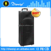 New style professional 15 inch subwoofer speaker box