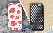 Hybrid TPU PC Cell Phone Case for iPhone 7