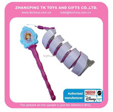 Plastic dancing stick toy for girl