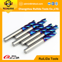 Carbide End Mill for Stainless Steel