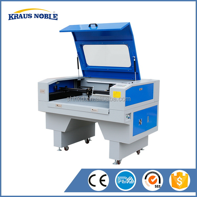 Newly high quality laser art glass cutting machine