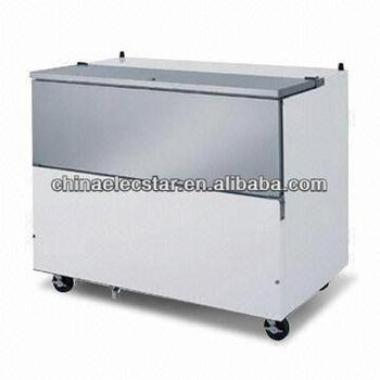 Cold Wall Milk machine/milk chiller with ETL Safety,ETL Sanitation