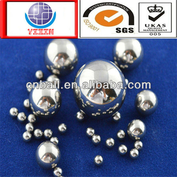 High quality high-precision 2.5mm 4mm 4.763mm <strong>stainless</strong> <strong>steel</strong> <strong>ball</strong>