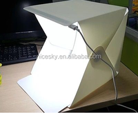 400*400*400mm Light Room Photographic Tent Kit For Camera