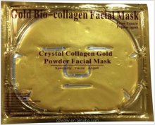 Private label collagen crystal facial mask gel face mask beauty